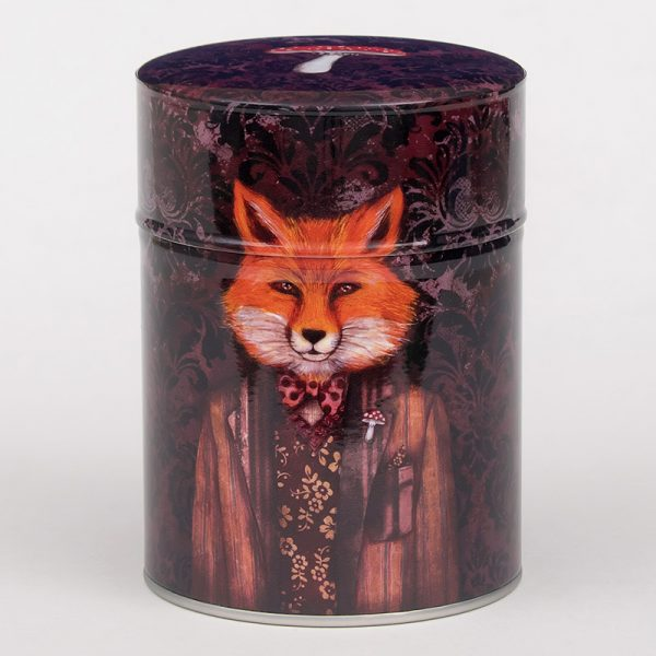 Boîte à thé Lord fox - Minasomke