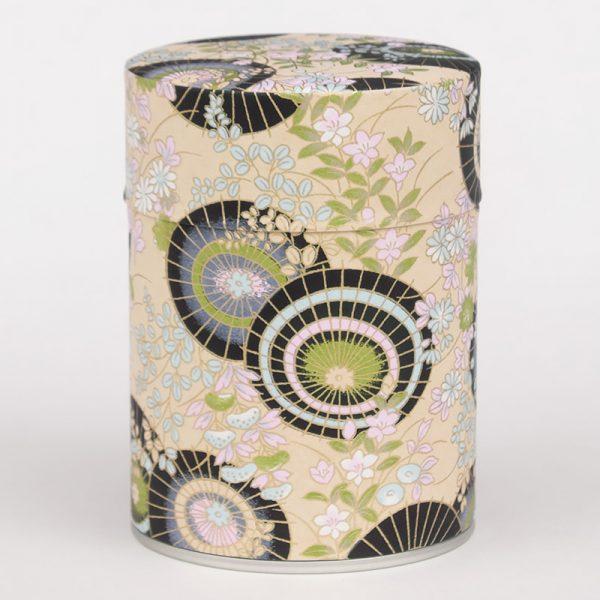 Boîte à thé washi Geroshi