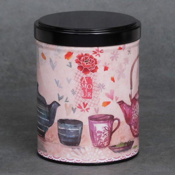 Boîte à thé Yokoo