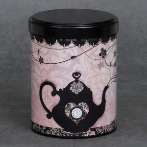 Boîte à thé Five o'clock