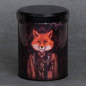Boîte à thé Lord fox - Minasmoke