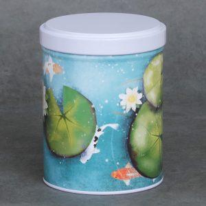 Boîte à thé Lotus