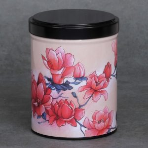 Boîte à thé Magnolias
