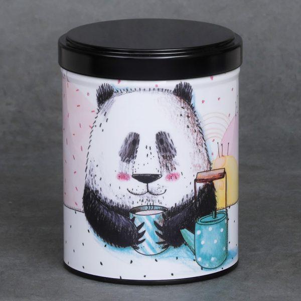 Boîte à thé Mr Panda