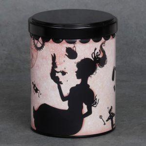 Boîte à thé Wonderland