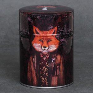 Boîte à thé Lord fox