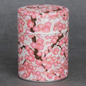 Boîte à thé washi Kanaki