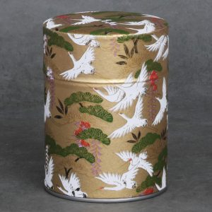 Boîte à thé washi Maze