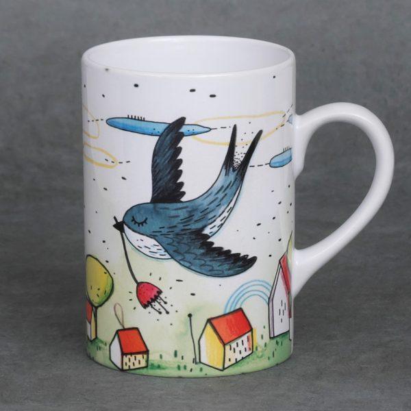 Mug pour le thé – Hirondelle