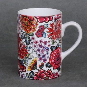 Mug pour le thé – Jardin des fleurs
