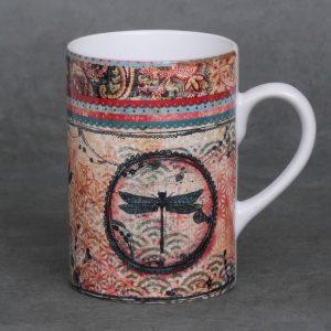 Mug pour le thé – Libellule