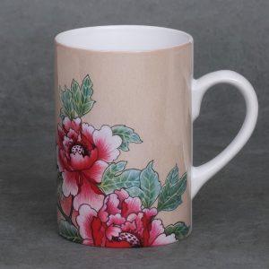 Mug pour le thé – Pivoines