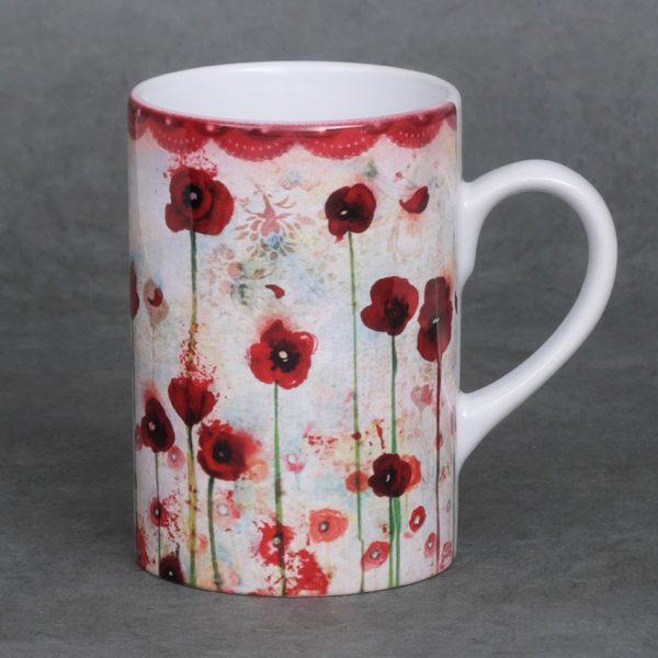 Mug pour le thé – Poppies