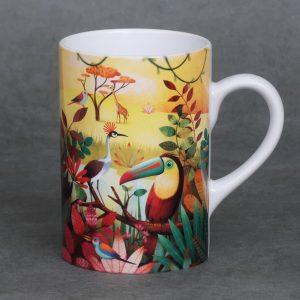 Mug pour le thé – Toucan