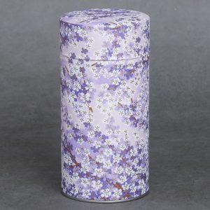 Grande boîte à thé washi Agono