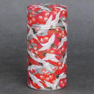 Grande boîte à thé washi Asahi