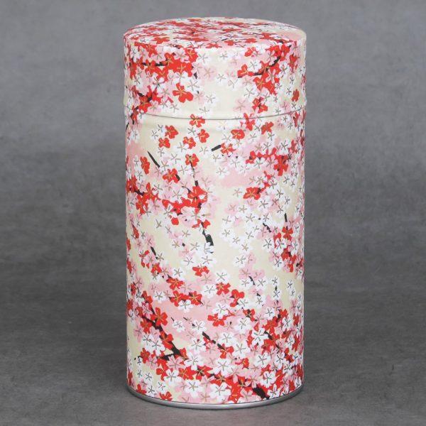 Grande boîte à thé washi Eda