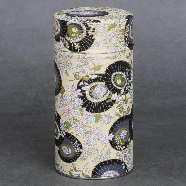 Grande boîte à thé washi Geroshi