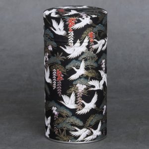 Grande boîte à thé washi Hagi