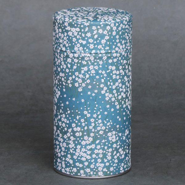 Grande boîte à thé washi Himeji