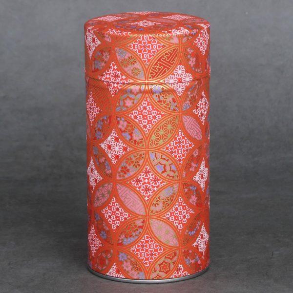 Grande boîte à thé washi Hita