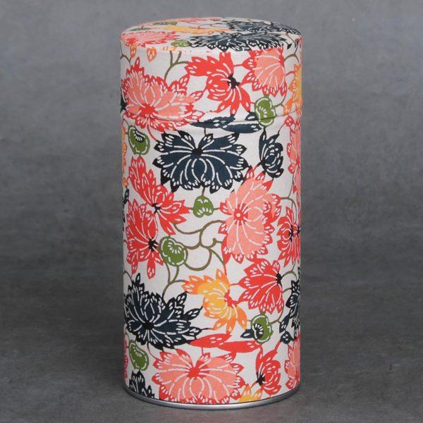 Grande boîte à thé washi Kaizu