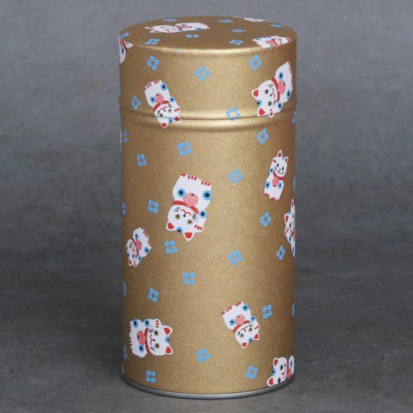 Grande boîte à thé washi Kani