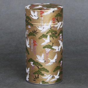Grande boîte à thé washi Maze