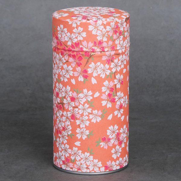 Grande boîte à thé washi Sapporo