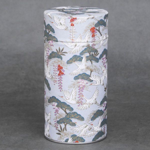 Grande boîte à thé washi Yokosuka