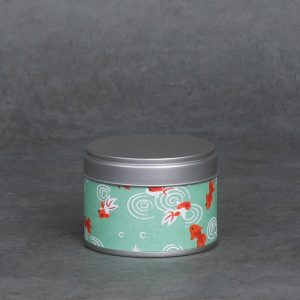 Boîte à thé washi Sakana