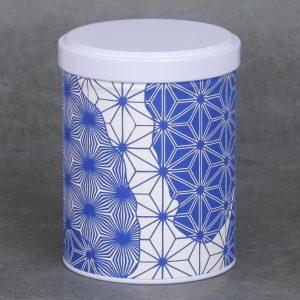 Boîte à thé washi Ginkgo