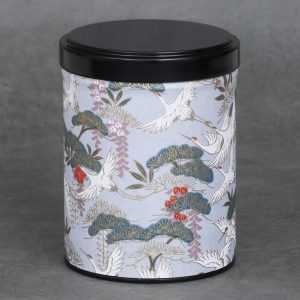 Boîte à thé washi Yokosuka