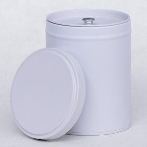 Boîte à thé unie