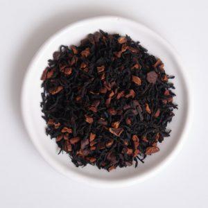 Thé noir bio Velours Cacao
