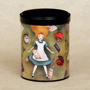 Boîte à thé Alice