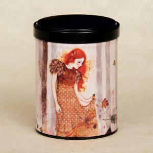 Boîte à thé Autumn sorcery