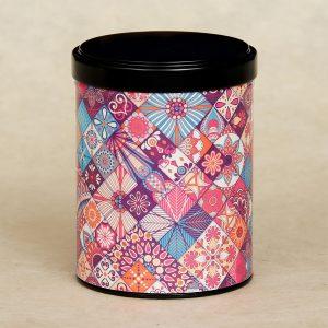 Boîte à thé Ethnic