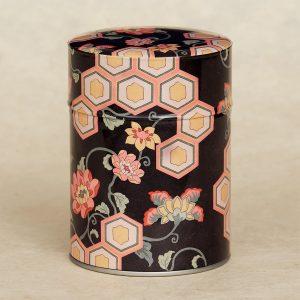 Boîte à thé illustré Shimoda