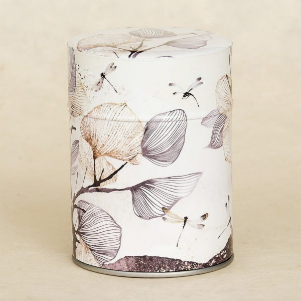 Boîte à thé illustrée Tamashi
