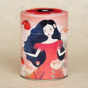 Boîte à thé Tea garden