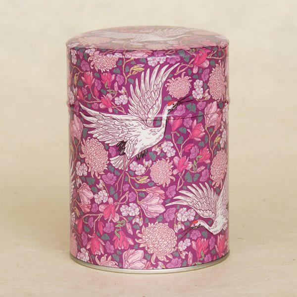 Boîte à thé illustrée Uruma