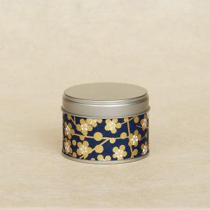 Petite boîte à thé washi Goruden