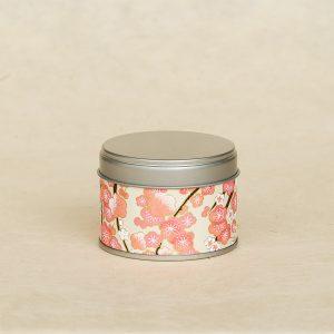 Petite boîte à thé washi Kanaki