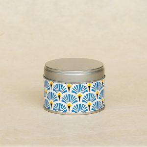 Petite boîte à thé washi Kato
