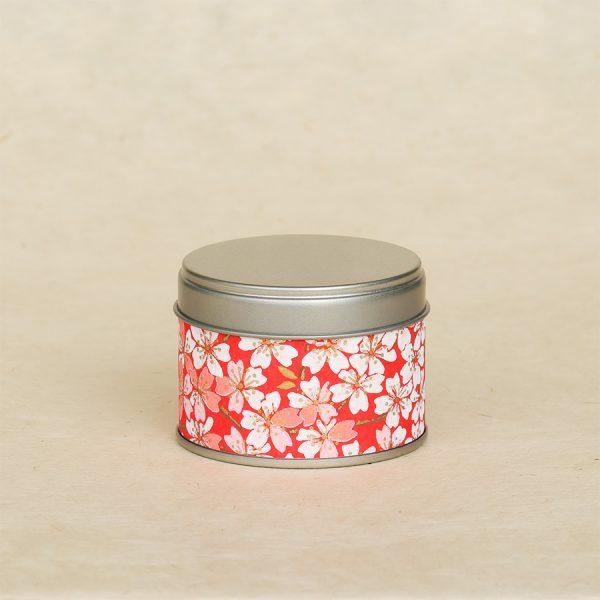 Petite boîte à thé washi Kazuno