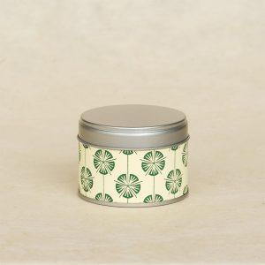 Petite boîte à thé washi Kita