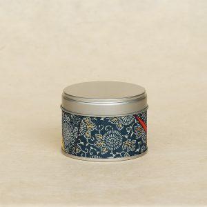 Petite boîte à thé washi Kochi