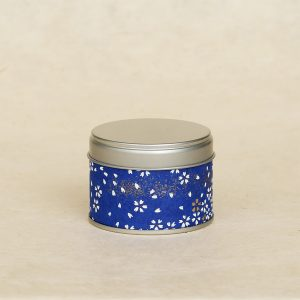 Petite boîte à thé washi Nikko