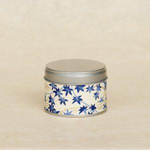 Petite boîte à thé washi Yamaga